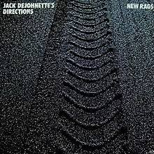 Jack Dejohnette's Directions / New Rags