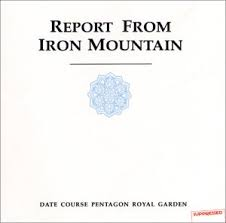 Date Course Pentagon Royal Garden / Report From Iron Mountain