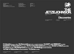 THE JETZEJOHNSON / Discoveries