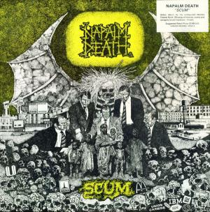 Napalm Death / Scum