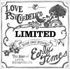 LOVE PSYCHEDELICO / Early Times