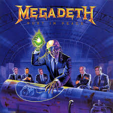 Megadeth / Rust In Peace