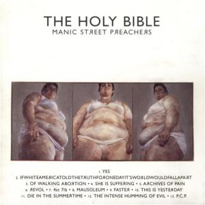 Manic Street Preachers / The Holy Bible